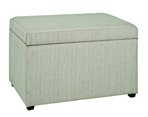 HAKU Möbel 30961 Sitztruhe, 65 x 40 x 42 cm, bunt