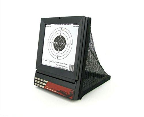 soft Target mit Netz - mobile Zieleinrichtung mit Kugelfang Zielscheiben ()