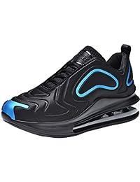 ae28610c6a4da Chaussures de Sport Homme Femme Sneakers Respirantes Casual Shoes - pour  Running Trail Entraînement Course Gym