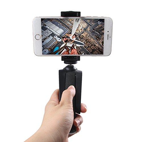 ROUHO 2 In 1 Portatile Mini Ruotato Portatore Da Tavolo Treppiede Selfie Stick Per Iphone x 8Plus Oneplus5 xiaomi6