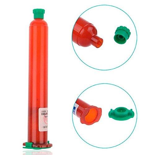 Tubo pegamento Cola Loca adhesivo rayos UV arreglar cristal