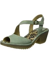 45069fde353 Amazon.es  Fly London - Verde  Zapatos y complementos
