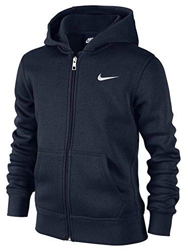 Nike Young Athletes 76 - Brushed Sweat-shirt à capuche zippé - Mixte Enfa