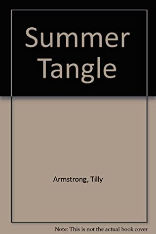 book cover of Summer Tangle
