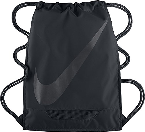 Nike Gym Bag FB 3.0 Multi-Coloured Black/Anthracite Size:50 x 25 x 5 cm, 5 Litres