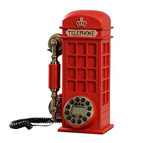 Sophie Retro Festnetztelefon, Mode Kreative Persönlichkeit Telefonzelle, Europäische Neue Amerikanische Antike Festnetztelefon - Sophie Mode