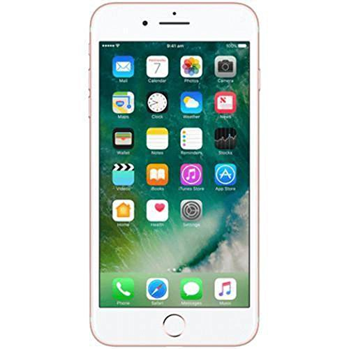 Apple iPhone Plus FaceTime 256GB - Apple iPhone 7 Plus with FaceTime - 256GB, 4G LTE, Rose Gold