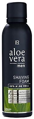 LR Aloe Vera Shaving Foam for Men 200 ml by LR