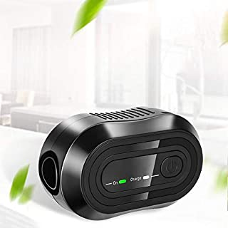 Ozone Air Purifiers for Ventilator Disinfection 99.9% Sterilization 2200mAh Sleep Apnea Anti-Snoring for All Modes Fan CPAP Machine Humidifier Tubing Mask