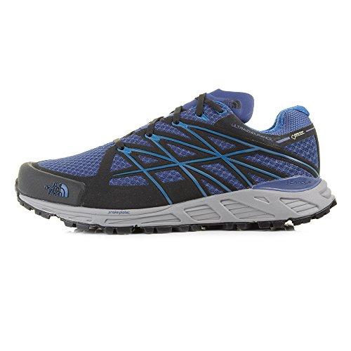 The North Face M Ultra Endurance Gtx, Chaussures de Trail Homme Blu (Limgsblu/Bluqtz)
