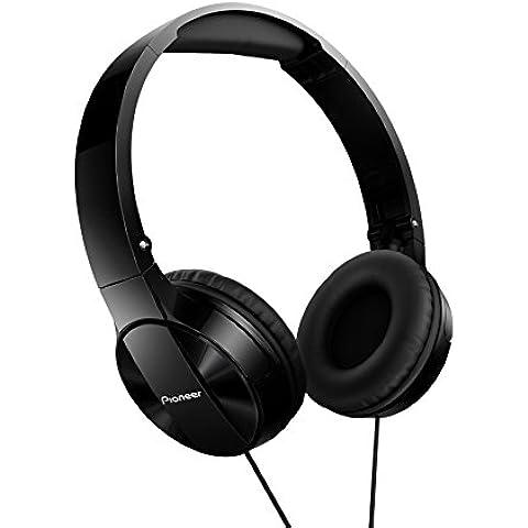 Pioneer SE-MJ503-K - Auriculares, negro