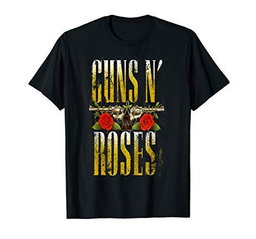 Guns N\' Roses Stacked Logo T-Shirt