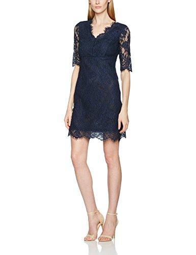 Cream Damen Partykleid Adriana Lace Dress Blau (royal 62701)