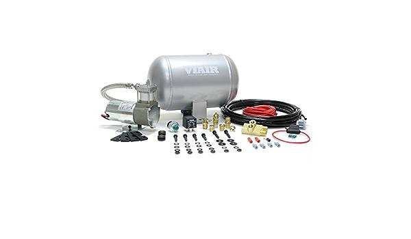 Ultraleichte Pflicht Onboard Air System 12 V 105 Psi Kompressor 1 0 Gal Tank Auto