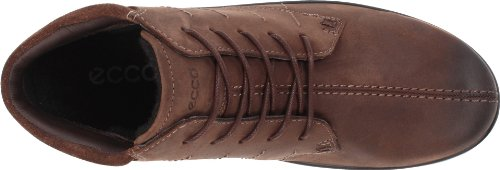 Ecco CLAY 212563, Chaussures montantes femme Marron-TR-H4-550