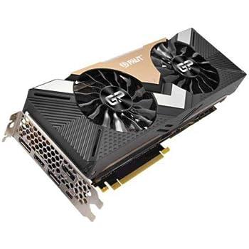 Palit RTX2080TI Dual 11GB DDr6 NE6208T020LC-150A Carte Graphique Nvidia GeForce