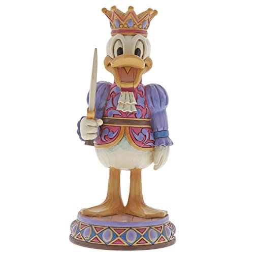 Disney Traditions Reigning Royal - Donald Duck Figurine -