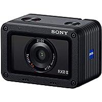 Sony Cyber-shot DSC-RX0 II | Tiny Tough Camera | Waterproof | Dustproof | Shockproof | DSC-RX0M2
