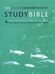 The Study Bible: New Revised Standard Version (NRSV), With the Apocryphal/Deuterocanonical Books