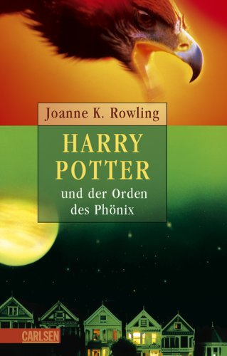 Buchseite und Rezensionen zu 'Harry Potter und der Orden des Phönix (Band 5) (Ausgabe für Erwachsene)' von Joanne K. Rowling
