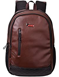 F Gear Bi Frost Executive 27 Ltrs Brown Casual Backpack (2554)