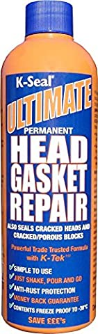Fast Fix FIX HEAD GASKET K SEAL ULTIMATE PERMANENT Cracks Leaks MPV VAN JEEP