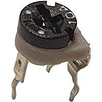 5x 100K Ohm (104) Horizontal Mini Variable Trimmer voreingestellte Carbon Folie Widerstand Potentiometer trimpotntal Mini