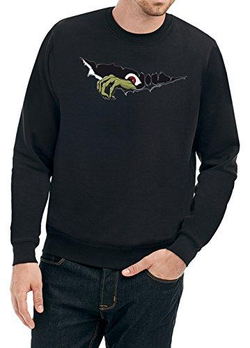 Monster Hand Sweater Black Certified (Kostüm Tumblr Dämon)