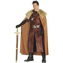 Guirca - Disfraz adulto señor tierras altas, Talla 52-54 (80832.0)