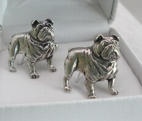 bulldog-cufflink-set-pewter-comes-gift-boxed-stunning