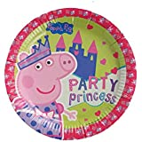 TrueBox Peppa Pig Paper Plate (20 Pieces)
