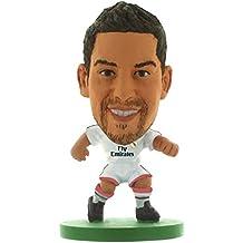 ecd6d98880bec Producto Oficial Real Madrid CF. Desconocido SoccerStarz 400163 - Figura  con cabeza móvil Real Madrid (Creative Toys Company 400163)