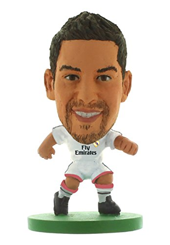 SoccerStarz 400163 - Figura con cabeza móvil Real Madrid (Creative Toys Company 400163) - Figura Head Isco Real Madrid