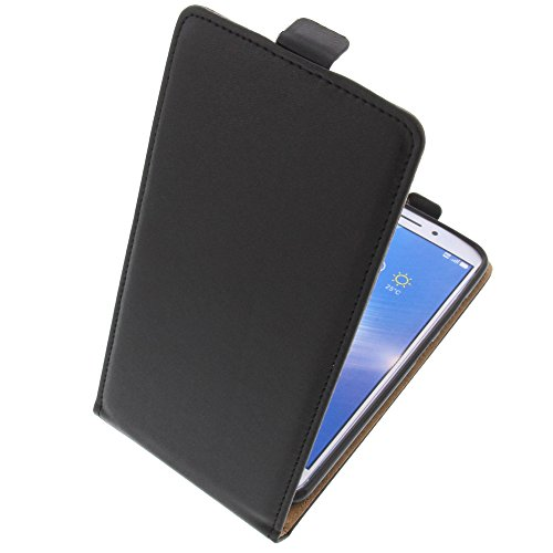 foto-kontor Tasche für ASUS ZenFone 3 Laser ZC551KL Smartphone Flipstyle Schutz Hülle schwarz