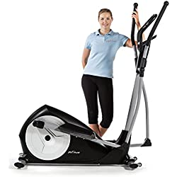 JTX Strider-X7 MAGNETIC CROSS TRAINER. Heart Rate Chest Strap Included.