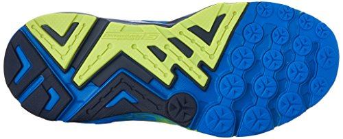 Skechers Go Run Forza, Chaussures Multisport Outdoor Homme Bleu (Nvlm)