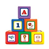 #5: Little's 6-in-1 Jumbo Blocks, Multi Color