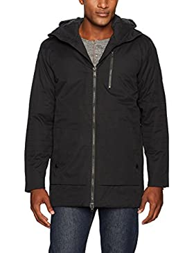 Helly Hansen Njord Parka Chaqueta Impermeable Rell, Hombre