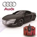 CMJ RC Cars Coche Radio de Contrôle Remoto Negro Audi R8 Gt