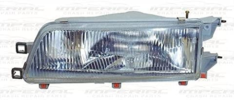 Aftermarket Toyota Camry 1987-1991 Headlamp Lh, Ns, Left Handed, Passenger Side, Near Side