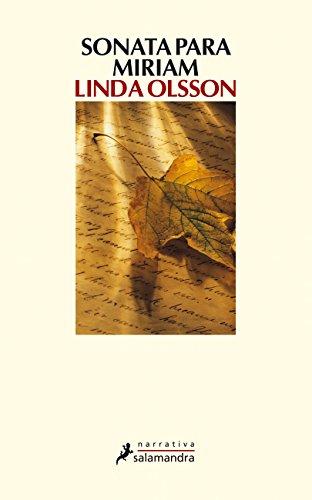 Sonata Para Miriam Cover Image