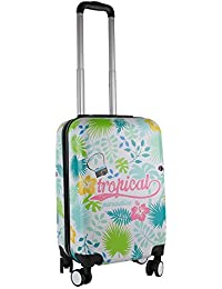 JET LAG VALISE TROPICALE Bagage Cabine, 60 cm, Tropical