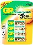 GP Batteries NiMH Accu AA 2700mAh Blister 4pcs (120.270aahcc4)