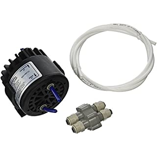 Permeate pump upgrade kit with 90% auto shut off ASOV tubing and clip kit ERP1000 by Abundant Flow Water