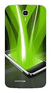 UPPER CASE™ Fashion Mobile Skin Vinyl Decal For Micromax Canvas Juice A77 [Electronics]