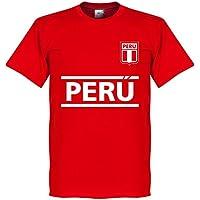 Camiseta del equipo del Perú. color ...