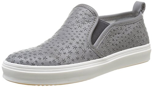 Yep Bonneville, Baskets mode mixte enfant Gris