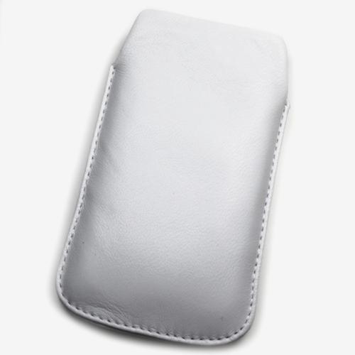Schutzhülle, Weise Leder XL für LG Optimus M + MS695