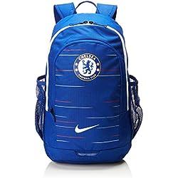 Nike Nk Stadium CFC Bkpk, Mochila Unisex Adultos, Rush Blue /, 15x24x45 cm (W x H x L)