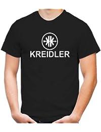 Kreidler Logo T-Shirt Oldtimer Mofa Simson Kult